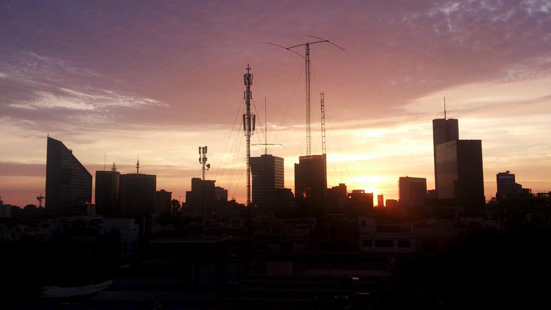Sunset San Isidro
